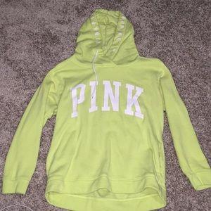 'PINK' Neon Hoodie